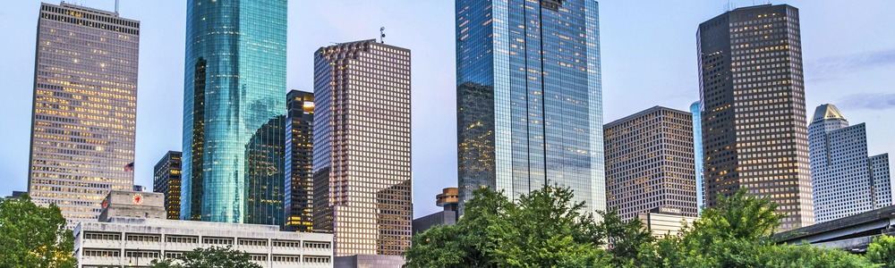 Houston real estate is a booming business.